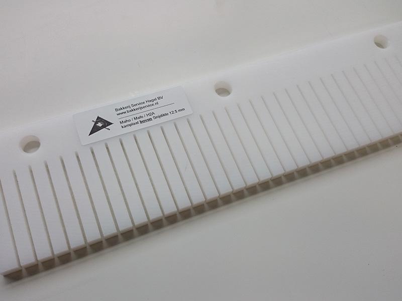 kamplaat boven 12,5 mm