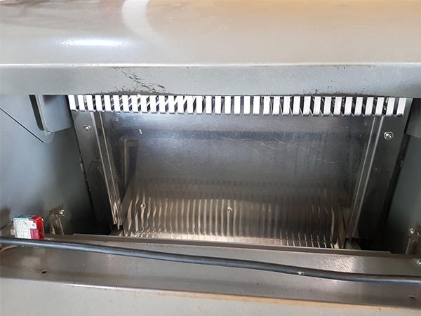 Gebruikte JAC Broodsnijmachine